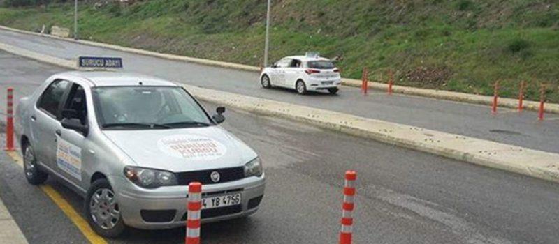 Üsküdar Gazetesi Sürücü Kursu Eğitim Alanı